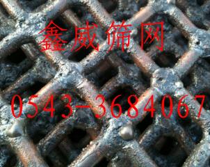 锰钢焊接筛网