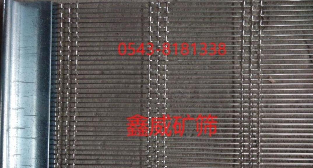 包边不锈钢长孔编织网